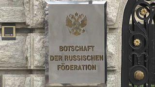 Berlin expulse deux diplomates russes