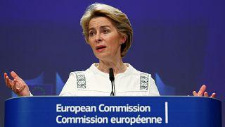 Φον ντερ Λάιεν στο euronews: Έχουμε πολλά να συζητήσουμε με την Τουρκία