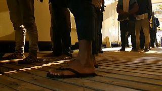 121 migranti sbarcano in Sicilia