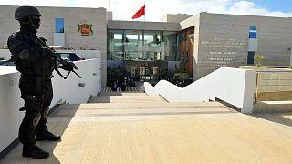 صورة لمقر مكتب الأبحاث القضائية في المغرب