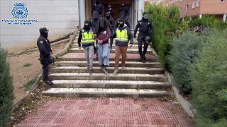 Agentes españoles y marroquíes han desarticulado una célula de captación de Daesh