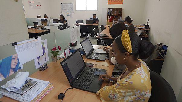 Internetes vállalkozás-körkép Angolából
