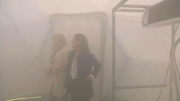 El arte de respirar aire irrespirable en la COP25