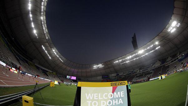 استادیوم خلیفهٔ دوحه در قطر