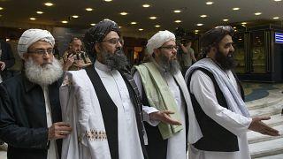 یک مقام طالبان: با آمریکا بر سر آتشبس هفت روزه در افغانستان توافق کردیم