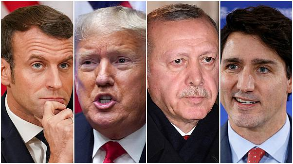 'Edepsiz', 'iki yüzlü', 'çenesi düştü' ile başlayan NATO Zirvesi dayanışma mesajıyla son buldu