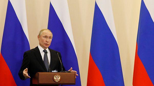 Putin'den ABD'ye suçlama: Uzayı askeri eylemlerin yapılacağı tiyatro gibi görüyorlar