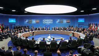 اجتماع أعضاء منظمة حلف شمال الأطلسي في قمة لندن - 2019/12/04 -