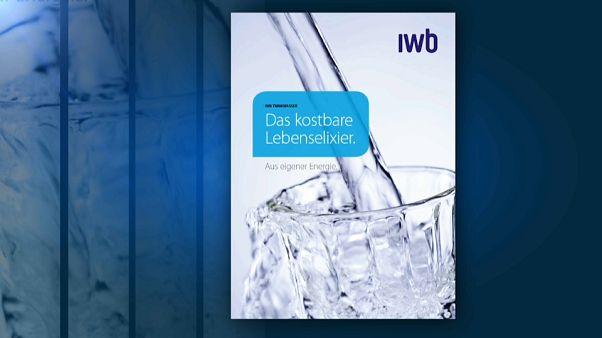 Basilea, rientrato l'allarme per acqua potabile contaminata