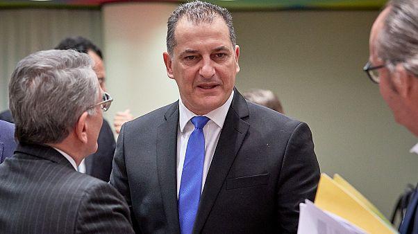 Ο Υπουργός Ενέργειας, Εμπορίου και Βιομηχανίας, κ. Γιώργος Λακκοτρύπης στο Συμβούλιο Ενέργειας της ΕΕ