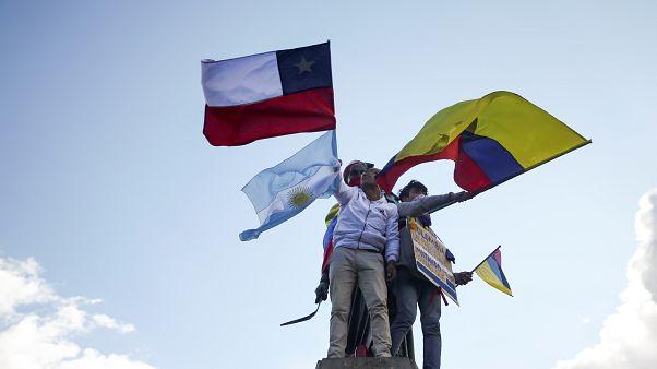Tercer paro nacional: la calle mantiene el pulso al Gobierno de Iván Duque