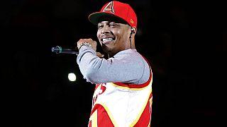 Amerikalı rapçi T.I