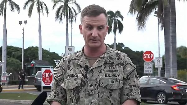 عنصر في البحرية الأمريكية يقتل شخصين في قاعدة بيرل هاربور في هاواي