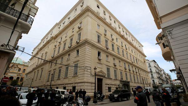 Tribunal de Sidi M'hamed, dans le centre d'Alger.