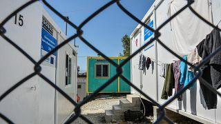 Λέσβος: Πρόσφυγας κάηκε ζωντανή στον Καρά Τεπέ