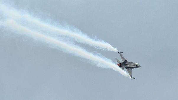 Κατατέθηκε στη Βουλή το νομοσχέδιο για την αναβάθμιση των F-16