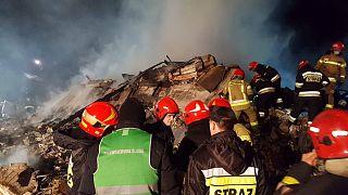 Trágica explosión de gas en una estación de esquí del sur de Polonia