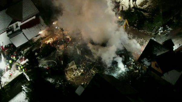 Sechs Tote bei Gasexplosion in polnischem Skiort Szczyrk