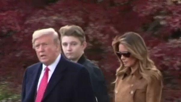 Kongress-Zeugin erwähnt Barron Trump (13) – First Lady schäumt