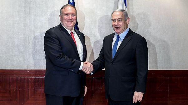 درخواست نتانیاهو از پمپئو: فشارها بر ایران افزایش یابد