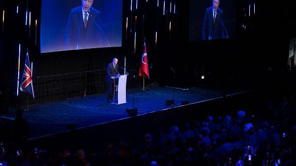 Ερντογάν: Σήμερα υπάρχει μια ισχυρή Τουρκία που προστατεύει Αιγαίο και αν. Μεσόγειο