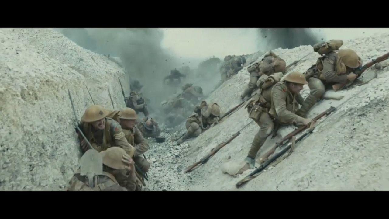 "Oscarverdächtig? Premiere des Weltkriegsdramas ""1917"" in London"