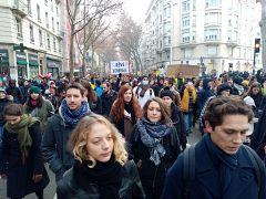 Manifestation du 5 décembre 2019 à Lyon