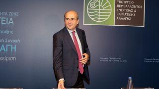 Ο υπουργός Περιβάλλοντος και Ενέργειας της Ελλάδας Κωστής Χατζηδάκης