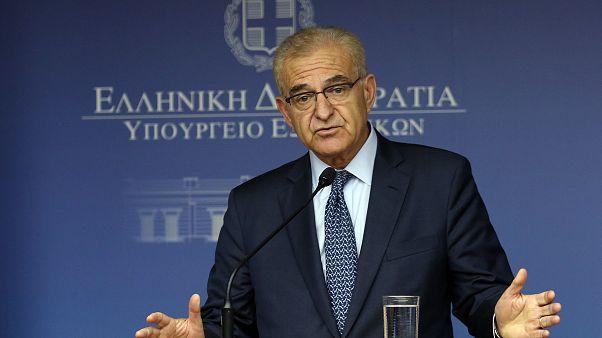 Ο  τέως υφυπουργός  Εξωτερικών Αντώνης Διαματάρης