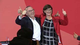 Csökkentette követeléseit az SPD, megmenkülhet a német nagykoalíció
