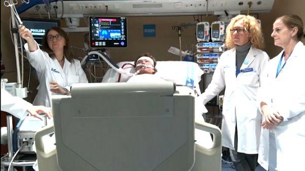 Resucitan a una mujer que pasó seis horas en paro cardiaco