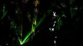 Lyon resplandece con arte e ingenio en la Fiesta de las Luces