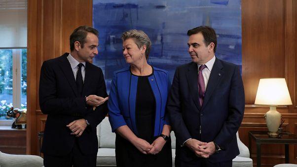 A görög kormány és az Európai Bizottság is közös migrációs politikát szeretne