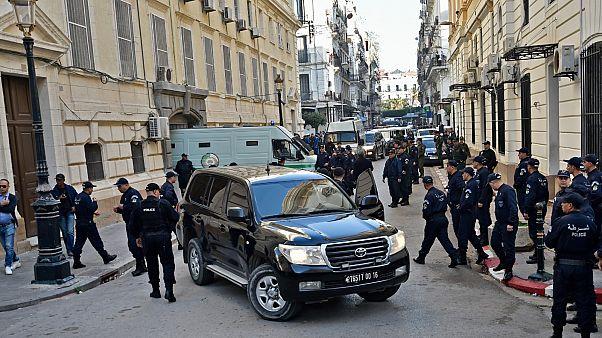 مجلس قضاء سيدى أمحمد بالعاصمة الجزائر