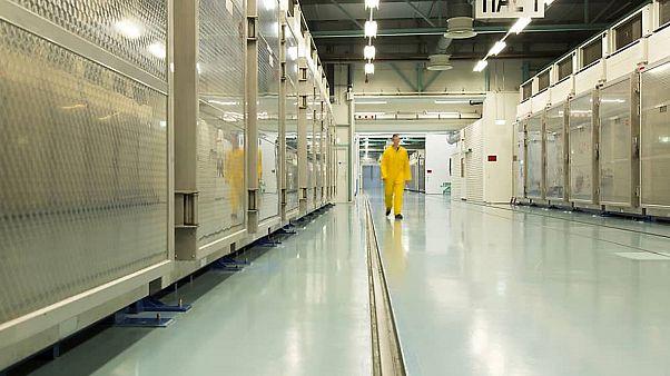 روسیه بهینهسازی تأسیسات هستهای فردو را بهحالت تعلیق درآورد