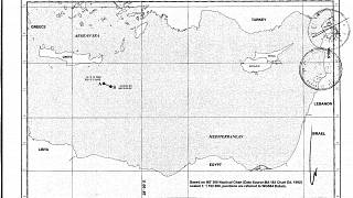 Οι χάρτες της Συμφωνίας Τουρκίας - Λιβύης