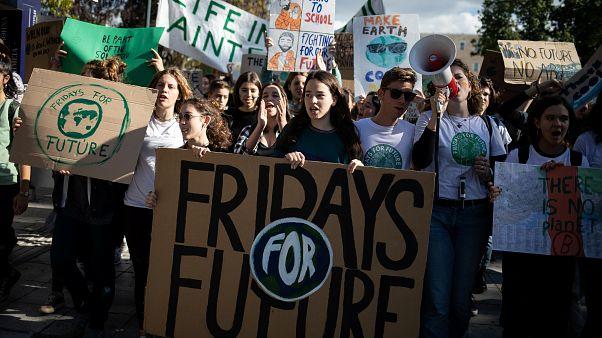 Greta Thunberg encabezará la Marcha por el Clima en Madrid
