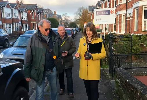 Liberal Democrats hope tactical voting will win them Conservative seat in Winchester
