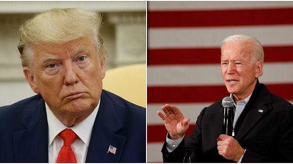 شاهد: بايدن يصف ترامب بالأضحوكة ويقول أمريكا بحاجة لرئيس يحترمه العالم