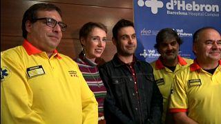 Sei ore in arresto cardiaco, escursionista si salva in Spagna