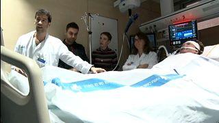 6 Stunden stand ihr Herz still - Mediziner reanimieren 34-Jährige
