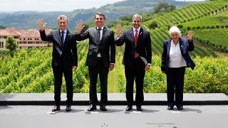 Bolsonaro quer agilizar Mercosul