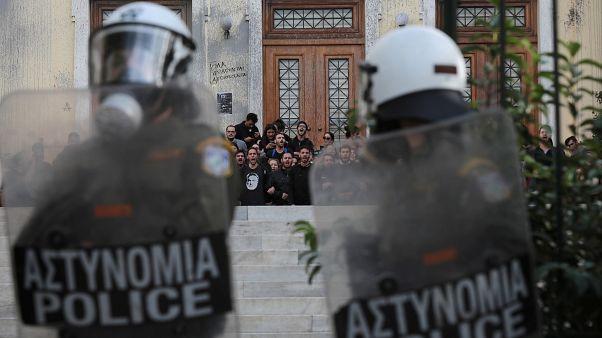 Επέτειος δολοφονίας Αλ.Γρηγορόπουλου: Κλειστό σήμερα το κέντρο της Αθήνας