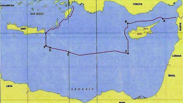 Türkiye ve Libya'nın imzaladığı Doğu Akdeniz'deki deniz sınırı ve Türkiye'nin MEB alanı