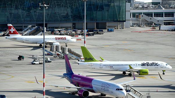Drasztikusan nőtt a repülés üvegházhatású gázkibocsátása az EU-ban