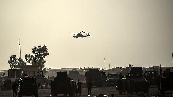 Irak'taki ABD üssüne füzeli saldırı düzenlendi