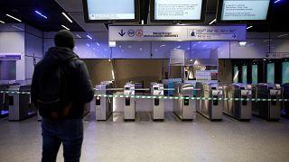 اضطرابات كبيرة في قطاع المواصلات في فرنسا بسبب الإضراب العام