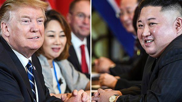 Kim Jong için 'roket adam' adam diyen Trump'a Kuzey Kore'den 'bunak' cevabı