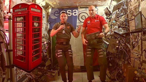 حریم خصوصی فضانوردان، جایی به اندازه یک باجه تلفن