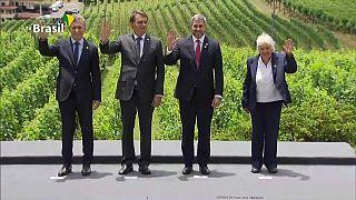 Brasil quiere acelerar los pactos en Mercosur